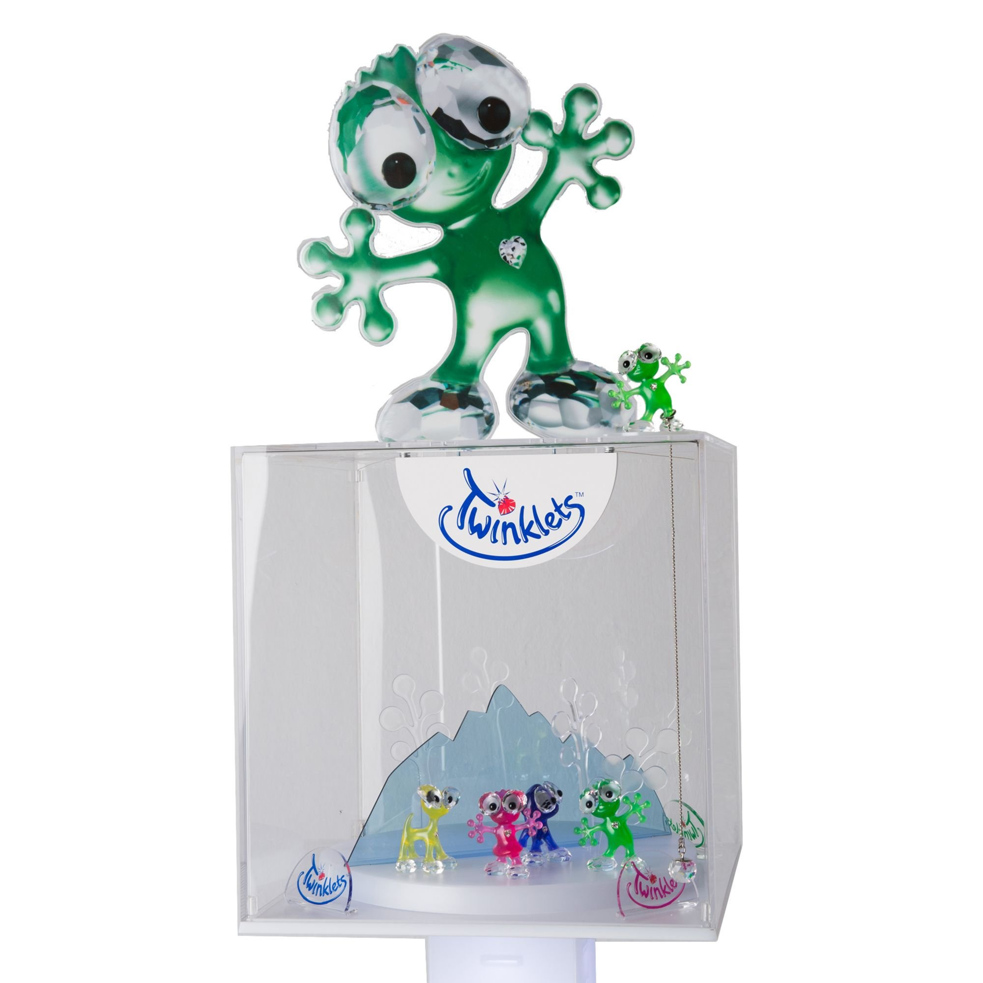 Acryline Verkaufssteller beleuchtet acryl kunststoff werbung verkauf laden dekoration display geschenk verkaufsförderung individuell verkaufskoffer koffer produktekoffer
