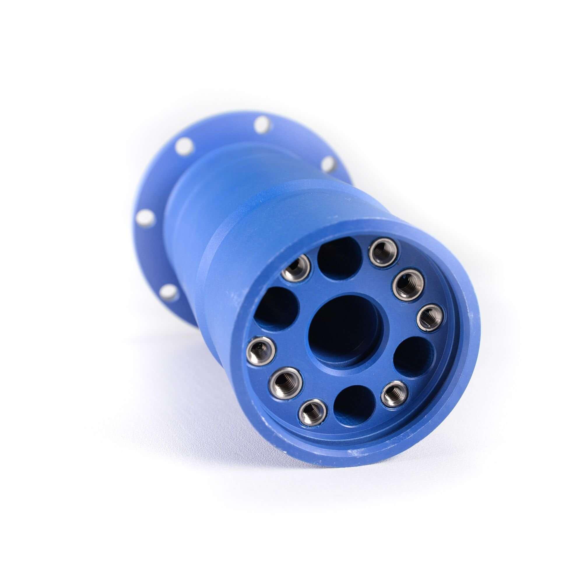 Acryline Stator d'eau de PPS pièces techniques tourné PPS technique cnc stator partie rotative