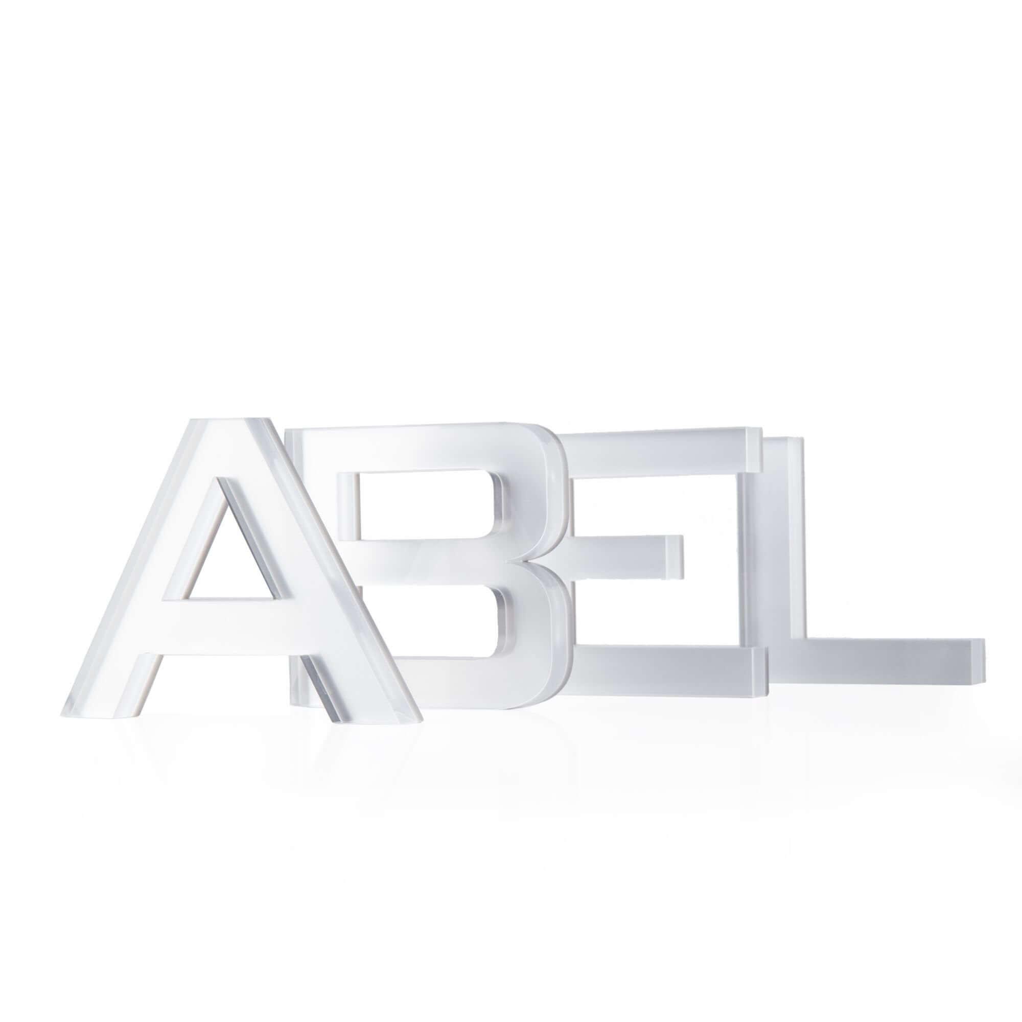 Acryline Buchstaben aus Acrylglas, Lasergeschnitten deko schrift schriften werbung laser acryl kunststoff