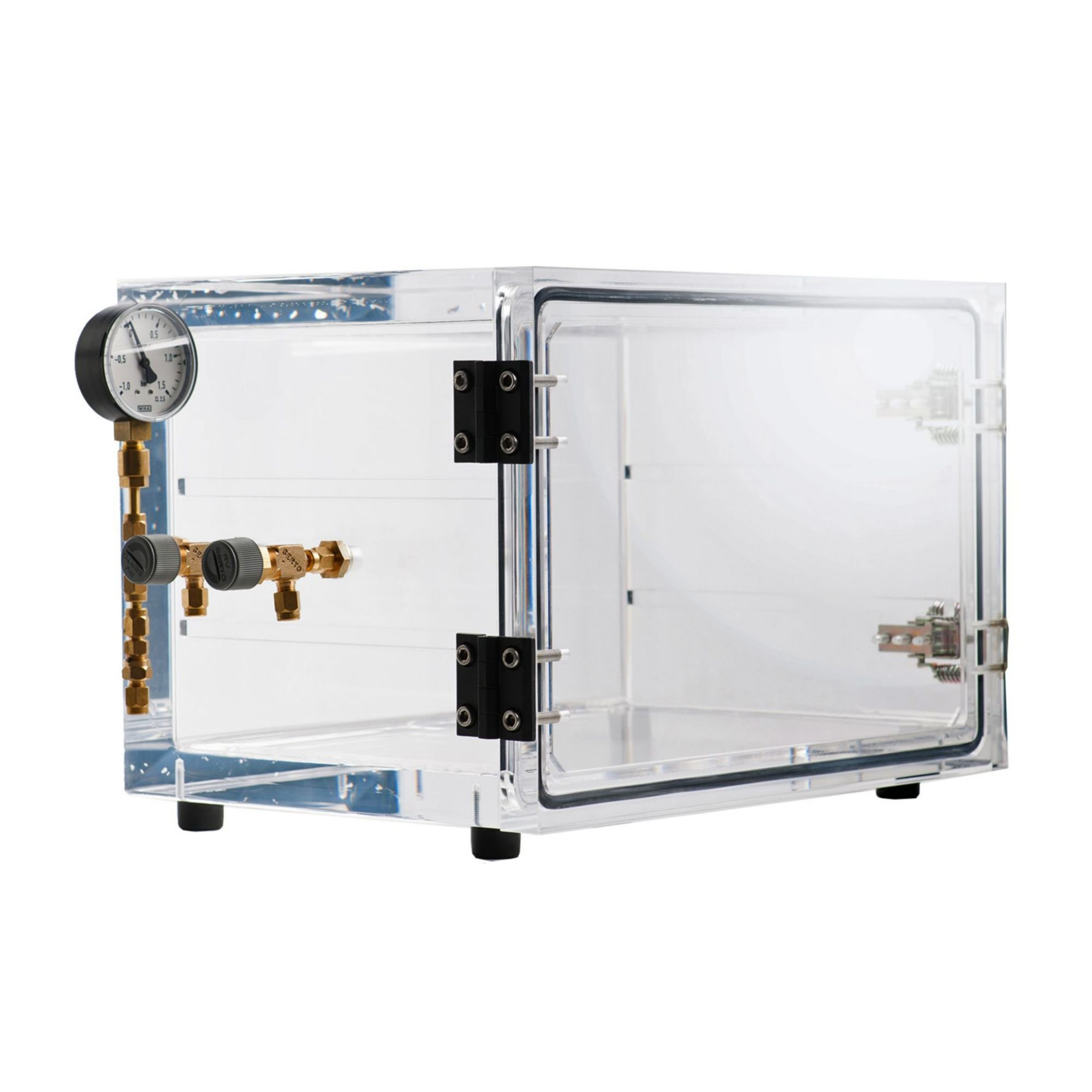 Exsikkator / Desiccator aus Acrylglas
