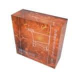 Acryline Auszeichnung/Award aus Acrylglas mit Rückseiten-Druck und Siebdruck auf Vorderseite auszeichnung ehrung trophäe siegerpokal acryl kunststoff bedruckt poliert award