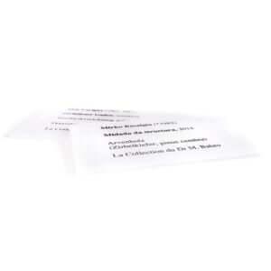Acryline Beschriftungs-Schild aus Acrylglas mit Digitaldruck display displays laser zubehör acryl kunststoff beschriftungsschild namensschild namensschilder schildli bedruckt laser