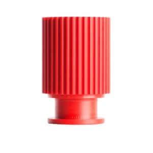 Acryline Zahnrad aus PVC technische teile drehteil zubehör gedreht PVC kunststoff produktion