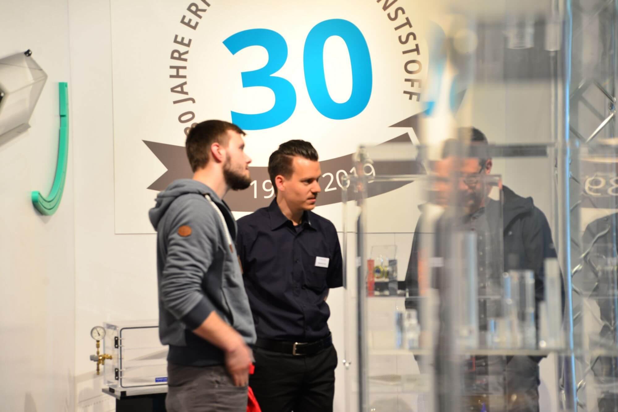 Acryline an der SwissTech 2019