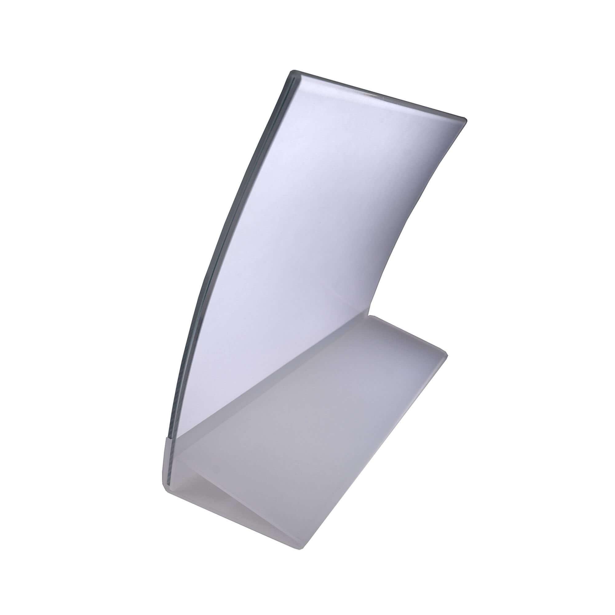 Acryline hochwertiger Prospektsteller aus Acrylglas acryl kunststoff prospektehalter prospekthalter broschürenhalter werbehalter prospekte halter display verkaufsförderung aussteller