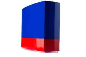 Swisscom Haube Spritzguss Acrylglas Kunststoff Kunstoffteile