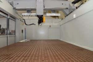 5-Achs-Fräscenter Materia CL Acryline Kunststoffteile herstellen