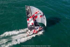 Roesti Sailing Team Alantiküberquerung Valentin Gautier Simon Koster Transat Jaques Vabre Kunststoffteile